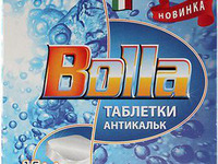 "Антикальк ""BOLLA"" в таблетах (Италия)"