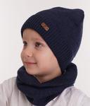 "Снуд (шарф) детский ""Виват"" от года"