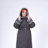 Люсия пальто зима, р. 50-60