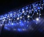 Уличная светодиодная бахрома 6х0,6м