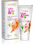 Крем для удаления волос Клин энд Фреш, 50 г, Патанджали; Clean & Fresh Hair Removal Cream, 50 g, Patanjali