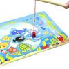 """42262 Деревянная игрушка Игра на ловкость """"Веселая рыбалка"""", в асс.ортименте"""