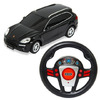 Машина р/у Porsche Cayenne Turbo 1:24, свет, цвет в ассорт., с пультом управления в виде руля