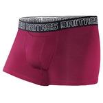 Daitres боксеры короткие (Short), фирменная резинка, БАМБУК, фиолетовый