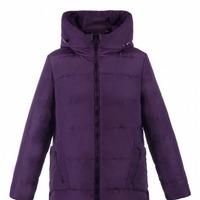 Симона фиолет плащевка (синтепон 200) С 0214