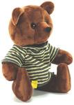 """Набор для шитья игрушки """"Гриша в футболке"""", арт.3302"""
