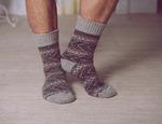 Носки шерстяные N6R98-1
