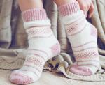 Носки шерстяные N1R10-2