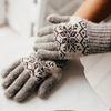 Перчатки шерстяные W7-1
