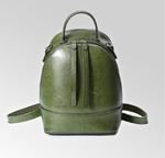 рюкзак женский (натур кожа)