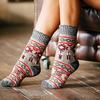 Носки шерстяные N6R176-1