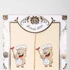 0246 Подарочный набор полотенец