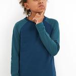 Джемпер детский для мальчиков Sova темно-голубой [20110100153#темно-голубой]