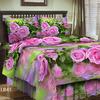 Комплект постельного белья 1,5сп бязь стандарт, Розы на воде