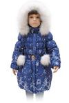 Пальто для девочки А 54-14 зима / указана окончательная цена