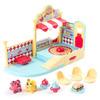 """Сhubby Puppies 56733-g Упитанные собачки игровой набор """"Кафе-гамбургер"""""""