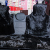 Автонакидки на задние сиденья цельные