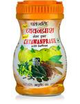 Чаванпраш с шафраном, 500 г, Патанджали; Chyawanprash with Saffron, 500 g, Patanjali