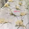 Тюль лен печать 1001 цвет 5 280 см