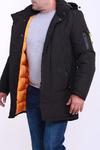 Куртка зимняя Z 8582 черный