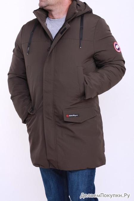 Куртка зимняя 1818 хаки