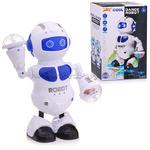Робот 5905B танцующий, на батарейках, в коробке