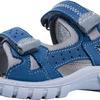 Босоножки Котофей 522029-24 сине-серый