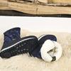 Сапоги женские KB696BL Blau Синий KING BOOTS Германия