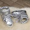 Сапоги женские KB689SL Silber Серебро KING BOOTS Германия
