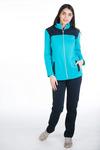 Костюм женский спортивный (куртка+брюки)