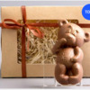 шоколадная плитка  Мишка