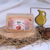 Натуральное оливковое мыло ГРАНАТОВОЕ Knossos, 100 г