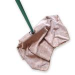 Универсальная тряпка для пола с отверстием под швабру плотность 300гр/м2