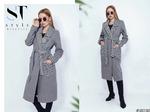 В гардеробе деловой девушки обязательно должно присутствовать такое элегантное пальто.
