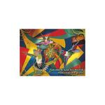 Планшет для рисования пастелью, А3, 297х420 мм, 20 л, склейка, 200 г/м2, картон+жесткая подложка, КАЛЕЙДОСКОП