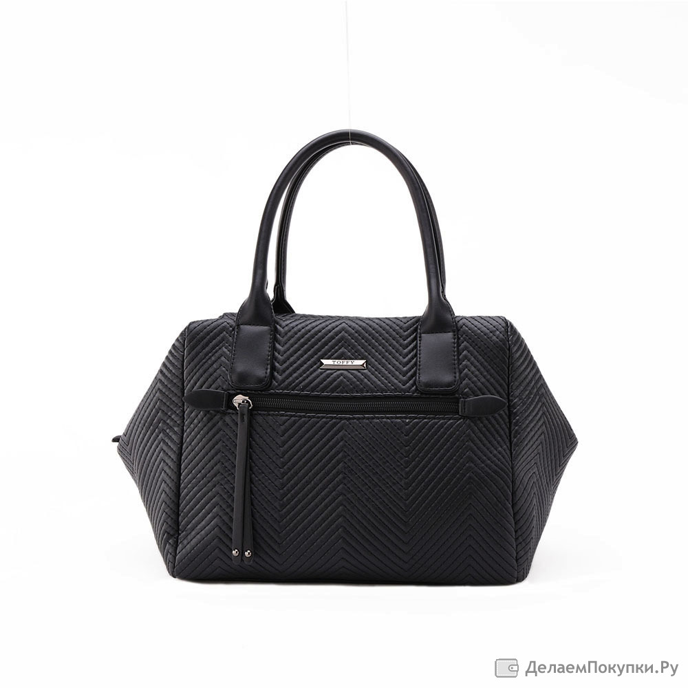 453a210cf4da сумка TOFFY экокожа - купить со скидкой | «Делаем покупки»