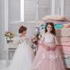 Детское платье 17-715