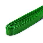 Лента атласная 2.5 см 22.86 м, 19 зеленый