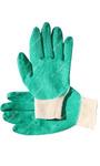Перчатки обливные латексные 13 класс(одинарный облив)