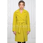 Кашемировое пальто для весны