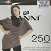 Женские колготки DANNI Cotton 250