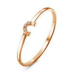 Золотое кольцо с подковой - 1024