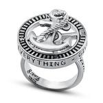 Серебряное кольцо Артикул: 0101ap-113