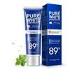 Отбеливающая зубная паста BioAqua Pure White со вкусом мяты