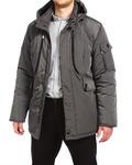 Куртка удлиненная на утеплителе 199420
