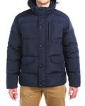 Куртка пуховая средней длины 16615