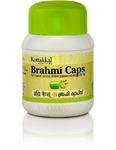 Брахми, для нервной системы и омоложения, 60 кап, производитель Коттаккал Аюрведа; Brahmi Caps, 60 caps, Kottakkal Ayurveda