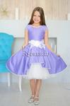 Платье нарядное арт.П-602, цвет сирень