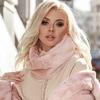 Теплый шарф-снуд от дизайнеров Gepur