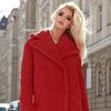 Трендовое зимнее пальто Teddy Bear от дизайнеров Gepur